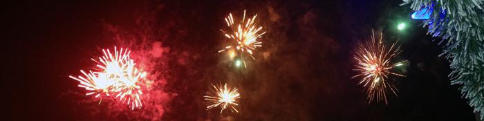Fireworksbanner